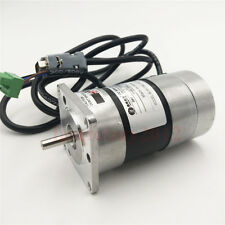 Leadshine CNC Brushless DC Servo Motor Encoder 90W 0.29NM 36VDC BLM57090-1000