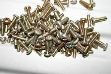 6-32 x 1/2 round head machine screws