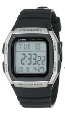 Casio W96H-1A Mens Alarm Chronograph Digital Sports Watch 10 Year Battery New