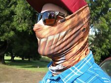 Face Sun Shield Bandana Multifunctional Seamless Face Protection