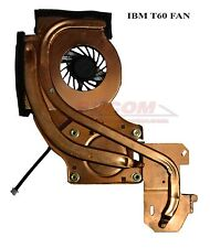 IBM Lenovo ThinkPad t60 t60p ventilador FAN Heatsink 41v9932 26r9434 mcf-210pam05