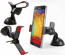 Windshield Dashboard Car Mount Cell Phone Holder for Samsung Galaxy S7 / S7 Edge