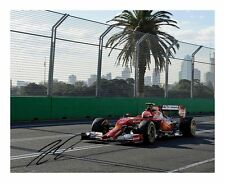 KIMI RAIKKONEN SIGNED AUTOGRAPHED A4 PP PHOTO POSTER A
