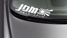 Kanji #2 Rising Sun Japan Performance Fun JDM Car Windshield Vinyl Sticker Decal