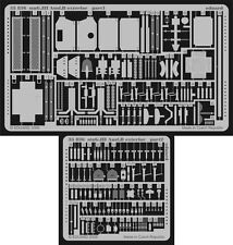 EDUARD 1/35 PHOTO-ETCHED EXTERIOR DETAIL SET for TAMIYA STUG III Ausf.B #35281