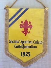 GAGLIARDETTO UFFICIALE CALCIO S.S. CASTELFIORENTINO 1925