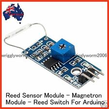 Reed Sensor Module Magnetron Module Reed Switch MagSwitch For Arduino TE - New