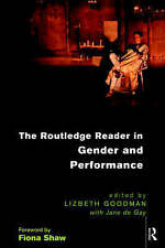 The Routledge Reader in Gender and Performance by Taylor & Francis Ltd (Paperba…