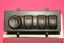 4 WHEEL DRIVE 4WD SWITCH SELECTOR 4X4 CHEVY SILVERADO 1500 2003 2004 2005 06 07