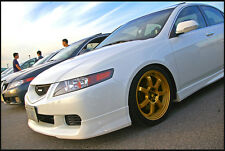 NEW ACURA TSX FULL LIP BODY KIT A SPEC STYLE 04 05 2004 2005 SPOILER K20A2 ASPEC