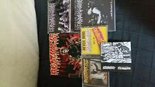 Agathocles vinyl CD lot mincecore grindcore Napalm Death Rot Cripple Bastards
