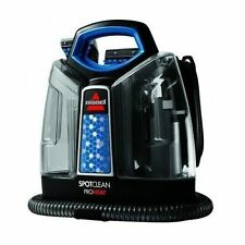 Portable Carpet Cleaner Bissell Deep Steam Heated Spot Remover Upholstery Rug