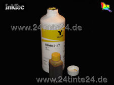 250ml Tinte InkTec CISS DYE Ink für Brother Drucker Y YELLOW LC985 LC123 LC127