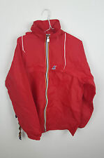 VTG FESTIVAL SPORTSWEAR ZIPUP ATHLETIC K-WAY RAIN MAC CAGOULE WATERPROOF COAT 8