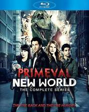 Primeval: New World - The Complete Series (Blu-ray Disc, 2013, 3-Disc Set)