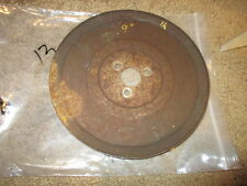 "Ariens Snowblower auger drive pulley sheave 9""  3 bolt hub 924050 ST824 ST524"