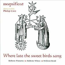 Where Late the Sweet Birds Sang Super Audio Hybrid CD (CD, Nov-2012, Linn...