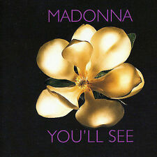 Madonna, You'll See / Rain, Excellent Import, EP, Single