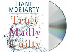 Truly Madly Guilty by Liane Moriarty (2016, CD, Unabridged)