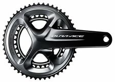 Shimano 2017 FC-R9100 Dura-Ace 2x11 Speed Road Bike Crankset - 39/53 x 175mm