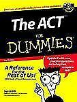 The ACT for Dummies by Suzee Vlk, Good Book