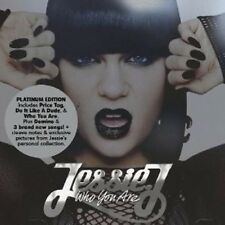 "JESSIE J ""WHO YOU ARE"" (PLATINUM EDITION) CD NEU"