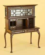 "Dollhouse Miniature ""BALDWIN"" DESK  3627-NWN   DIRECT FROM BESPAQ"