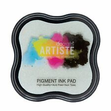 Artiste Pigment Ink Pad, Clear Emboss DOA550113
