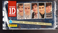 11  PACK LOT ONE DIRECTION PHOTO CARDS PANINI 1D SEALED