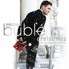 MICHAEL BUBLE - CHRISTMAS (DELUXE)  INKL. 3 BONUS TRACKS CD NEU