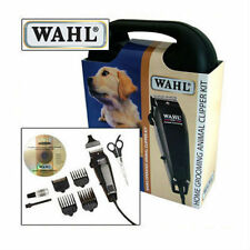 NUOVO Per cane Animale Wahl PER TOSATURA PER TRIMMER DVD & CASE Kit Set