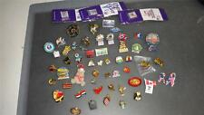 LARGE LOT Misc Trading Pins - COLLEGE COUNTRY EUROPE OLYMPICS ETC