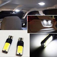 2 X White T10 194 168 2825 2886 W5W High Power COB LED Car Vehicle Light HOT