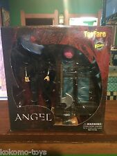 Buffy The Vampire Slayer Figure MIB - ANGEL TOYFARE WESLEY PARTING GIFT