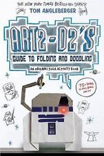 Origami Yoda: Art2-D2's Guide to Folding and Doodling by Tom Angleberger...