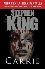 Stephen King CARRIE en Español  (Spanish Movie Tie-In Edition) Escalofriante!