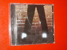 MICHAEL JACKSON OFF THE WALL SPECIAL EDITION CD 10 TRK NEW SEALED SIGILLATO