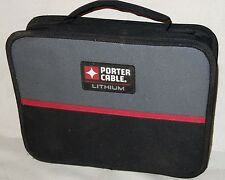 "NEW! Porter Cable Soft-side 12V Tool Bag / Case / Storage 12""W x 9""H x 3.5""D"