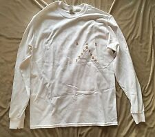 Kanye Pablo Pop Up SAN FRANCISCO SF WE KANYE LOVES KANYE WHITE L/S T-SHIRT M
