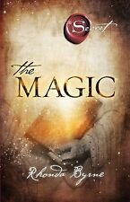 The Magic ( Secret) Book By Rhonda Byrne Paperback New Gift Fast Shipping New