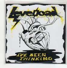 (FN645) Levelload, I've Been Thinking - 2009 DJ CD