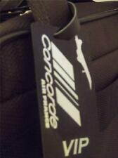 Novelty Luggage Crew Tags - Concorde VIP