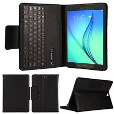 Bluetooth Keyboard PU Leather Stand Case Cover For Samsung Galaxy Tab A 9.7 T550
