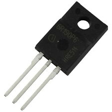 IPA60R190P6 Infineon MOSFET CoolMOS™ 600V 20,2A 34W 0,19R 6R190P6 856236