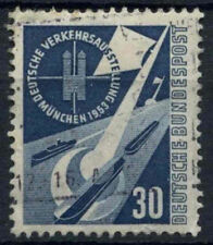 West Germany 1953 SG#1096, 30pf Transport Exhibition Used #A96547
