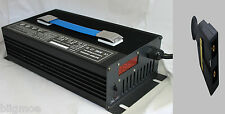 New 48v EzGo Golf Cart Battery Charger 15A Forklift 48 Volt 15 Amp Powerwise Yam