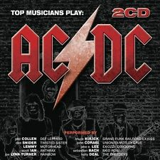 VARIOUS ARTISTS-AC/DC AS PERFORMED BY / VARIOUS  CD NEW