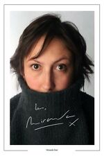 MIRANDA HART AUTOGRAPH SIGNED PHOTO PRINT