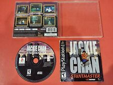Jackie Chan's StuntMaster [Complete CIB] (PS1 Playstation 1) Tested & Working