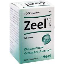 ZEEL comp. N Tabletten   100 st   PZN 2464169